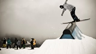Freestyle Skiing at Windells Camp Part  1