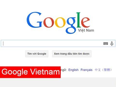 Cách cài đặt Google làm trang chủ cho Chrome & Firefox