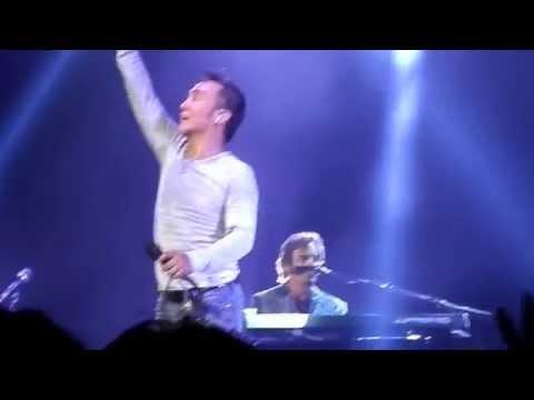 Journey & Arnel live in Vegas May 9, 2015 singing Faithfully