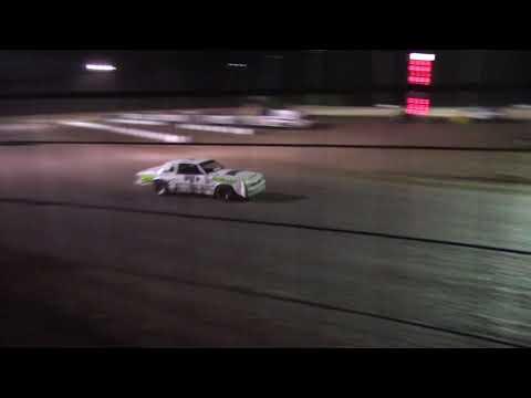 Salina Speedway Busch Light IMCA Hobby Stocks *A Feature* 5-18-18