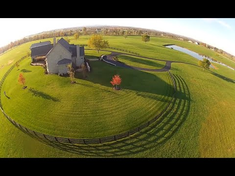 Stonehaven Kentucky Horse Farm land for sale Danville, KY real estate homes