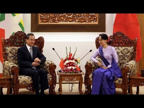 China proposes three-phase solution to Rakhine problem: FM