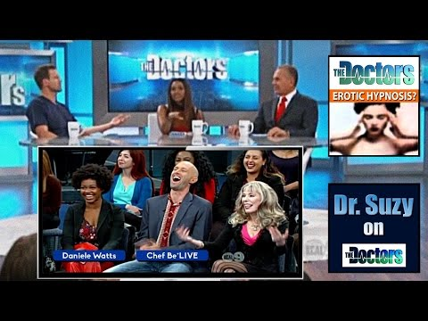 """""""The DOCTORS"""" feature Dr Susan Block & Team Bonobo on Erotic Hypnosis"""