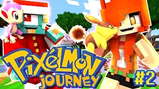 Shiny Family - Pixelmon Journey EP.2 - DOLLASTIC PLAYS with MicroGuardian