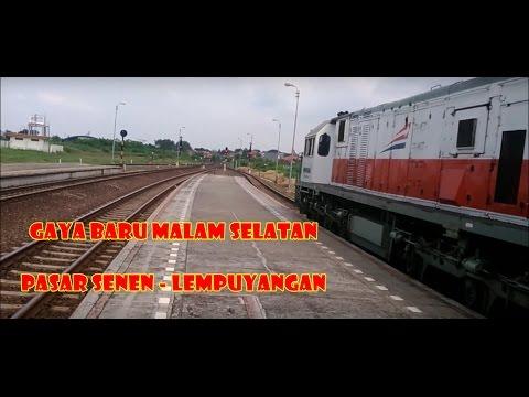 Trip Report Pemula | Jakarta - Yogyakarta bersama Kereta Api Gaya Baru Malam Selatan