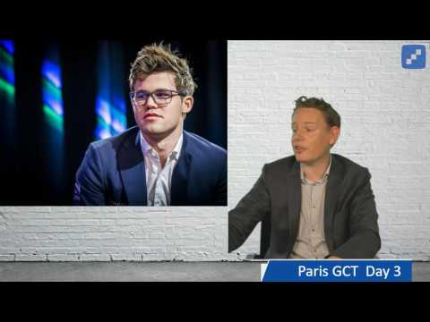 Paris Grand Chess Tour 2017: Highlights Day 3