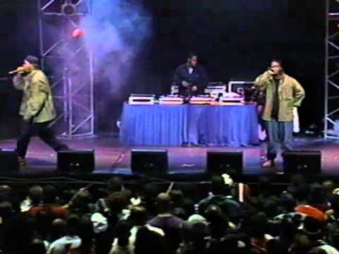 Craig Mack on BET Video Soul's Club Classics