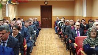 Глава Хасавюртовского района провел совещание с руководителями структурных подразделений.