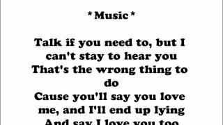Doing It Wrong - Drake Ft. Stevie Wonder lyrics
