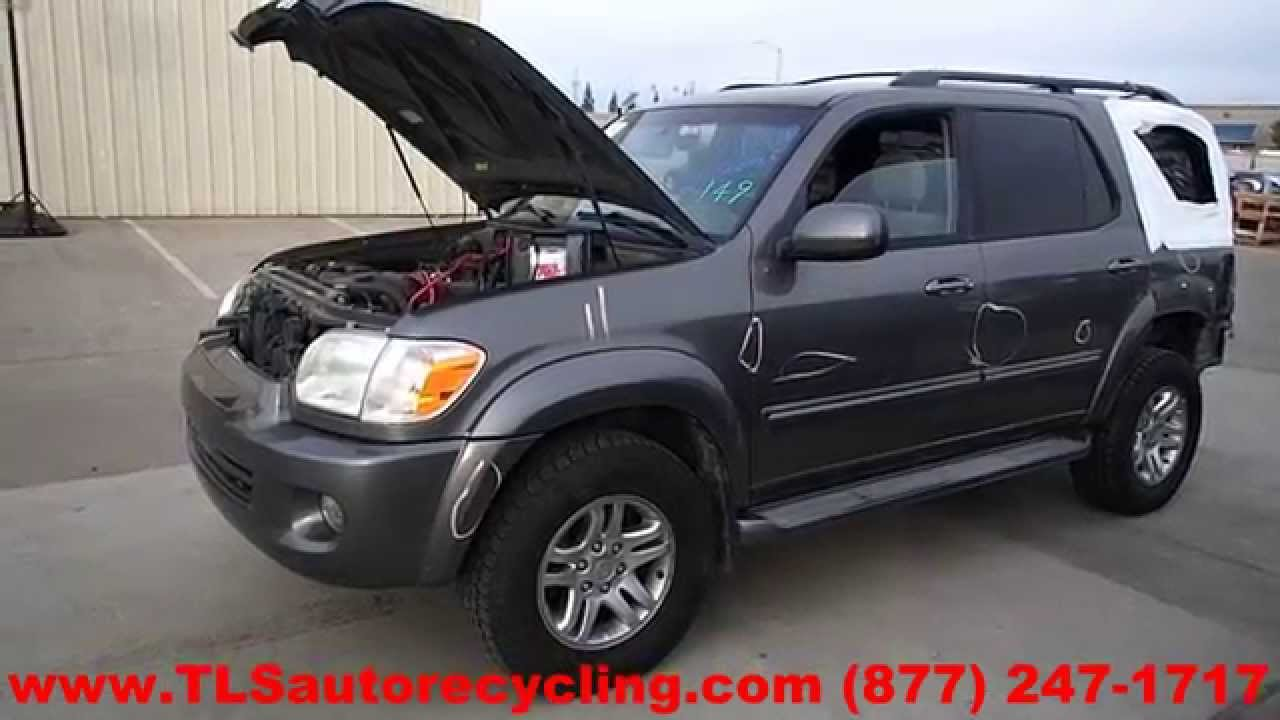 2005 toyota sequoia parts for sale save up to 60 youtube publicscrutiny Image collections