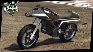 OPPRESSOR (ROCKET BIKE) CUSTOMIZATION GUIDE & REVIEW: GTA 5 GUNRUNNING ONLINE