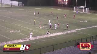 Men's Soccer vs Randolph