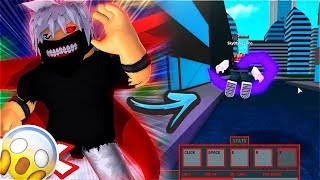 NEW GAME TOKYO GHOUL incredible-Ro Ghoul-Roblox ‹ Sky ›