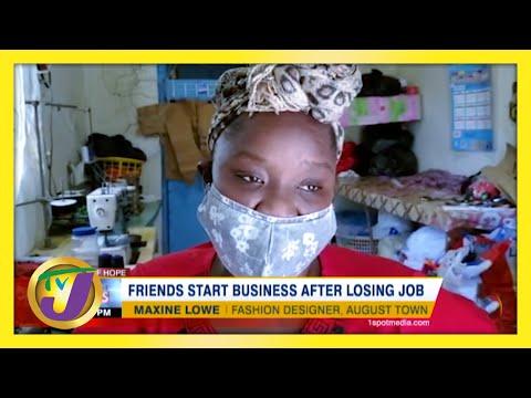 Friends Start Business after Losing Job   TVJ News
