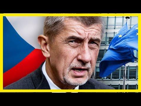 Eu revolt contagion: czech republic joins austria as eurosceptics soar in election polls News Today