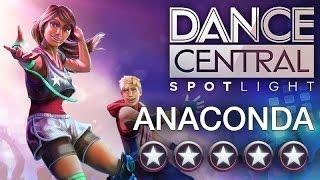 Dance Central Spotlight - Anaconda (PRO) - 5 stars