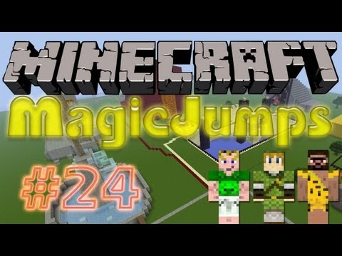 Let's Play Minecraft Adventure-Maps [Deutsch/HD] - MagicJumps #24
