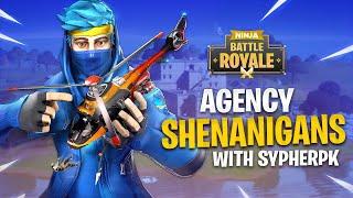 AGENCY SHENANIGANS WITH SYPHERPK!