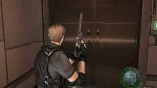 Wii Resident Evil 4 - Fun & Lasers