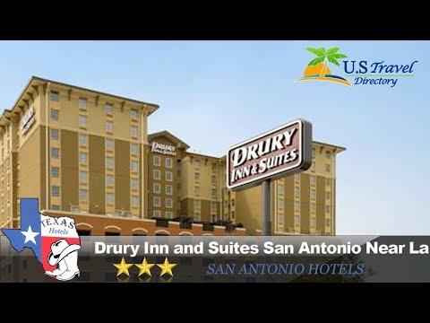 Drury Inn And Suites San Antonio Near La Cantera - San Antonio Hotels, Texas