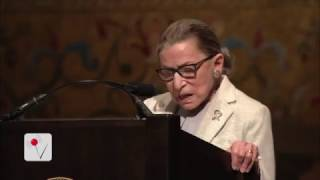 Justice Ruth Bader Ginsburg Says She Wants to Change the Electoral College