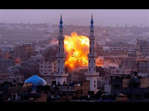Gaza 72 hour humanitarian truce by Israel and Hamas begins