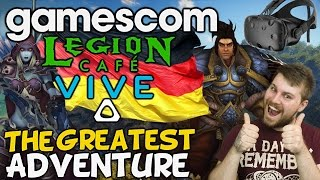 "Gamescom 2016 VLOG ""Is It Worth Going?"""