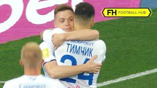 Динамо – Верес 4:0. Подробный обзор