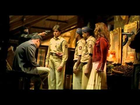 Indian Patritoc Scene - Khakee - Amitabh Bachchan - Aishwarya Rai - Angres Dirty Revenge