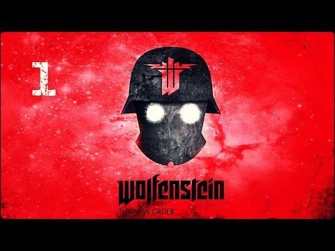 Прохождение Wolfenstein: The New Order (XBOX360) — Смерть стучится в дом #1