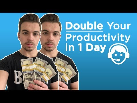 How to Double Your Income by Outsourcing & Hiring a Virtual Assistant