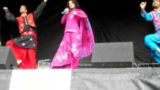 Sona Walia at Plumstead mela 28.06.09
