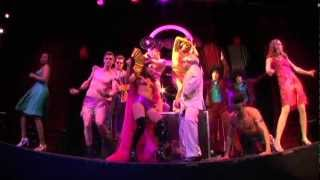 "The Donkey Show does ""Harlem Shake"""