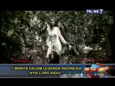 On The Spot - 7 Wanita Dalam Legenda Indonesia