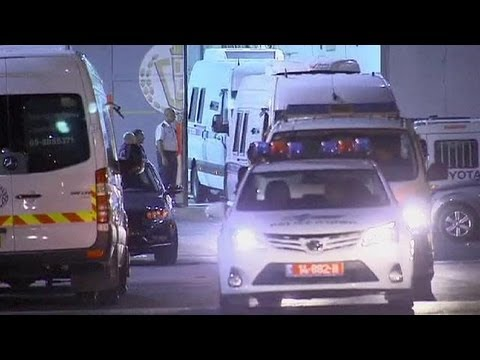 26 Prisonniers Palestiniens Libérés En Israël