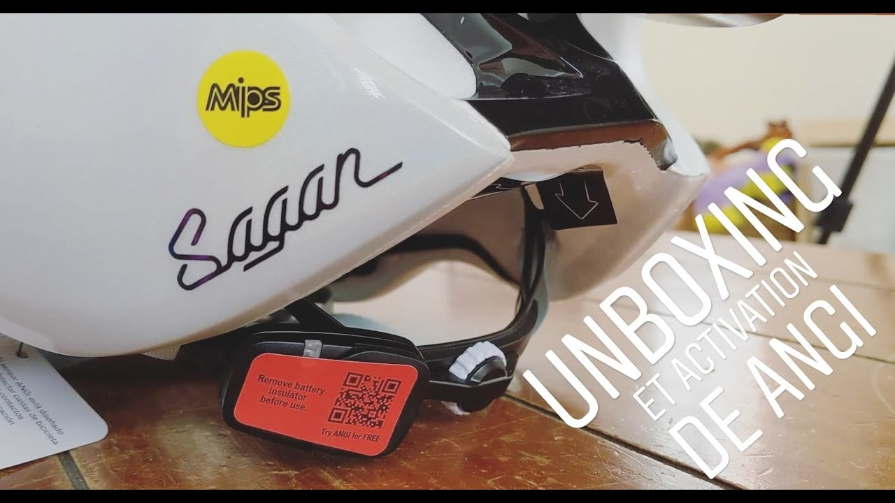 a23ea1b298f Unboxing: du casque S-Works Evade et activation d'ANGi - YouTube