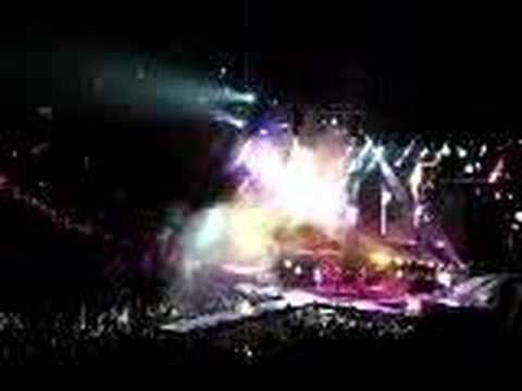 Hannah Montana Concert Footage 10-21-07 [Rock Star Opening]