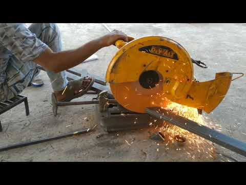 how to make iron doors, metal door making ||