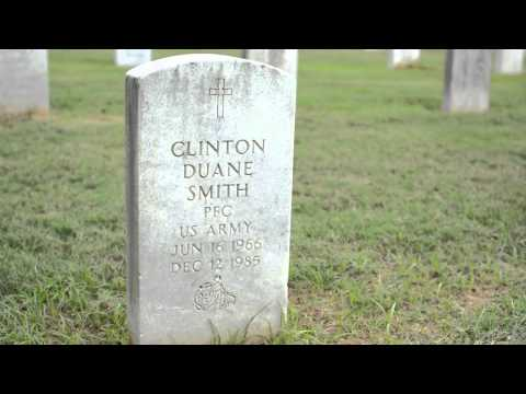 Clinton Smith: A Story in Stone