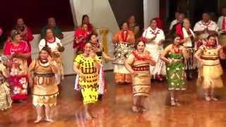 Akoako Canterbury Tau'olunga - Tongan Faiva Day  #13