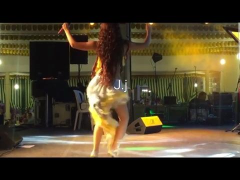 Melody ruiz cantando y bailando quimbara