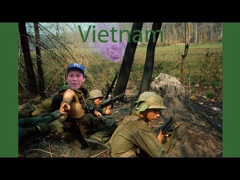 Trash Man in Vietnam
