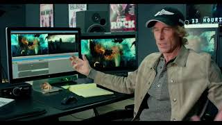 Michael Bay Collaborating with Straight Up Technologies
