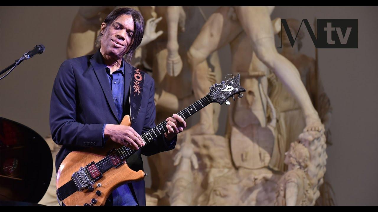 ASPETTANDO IL FESTIVALMANN | Stanley Jordan | solo guitar