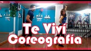 Te viví - Villamizar  ft Maluma & Elvis Crespo (Coreografía)