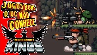 Jogos Bons Q Vc Não Conhece: Mercenary Kings