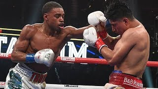 Mikey Garcia vs Errol Spence FULL FIGHT!!