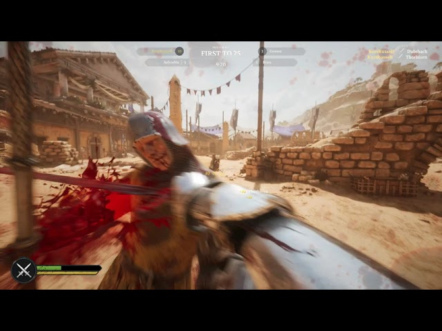 Chivalry 2 PC gameplay - The Fighting Pit (Offline practice)