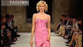 LUISA BECCARIA Spring Summer 2004 Milan - Fashion Channel