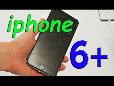 Ремонт IPhone 6 Plus замена стекла - Repair Glass